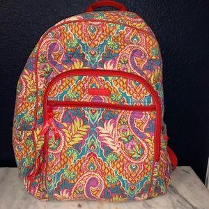 Pink Vera Bradley backpack